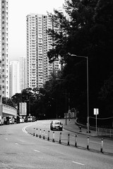 HK in Black and White