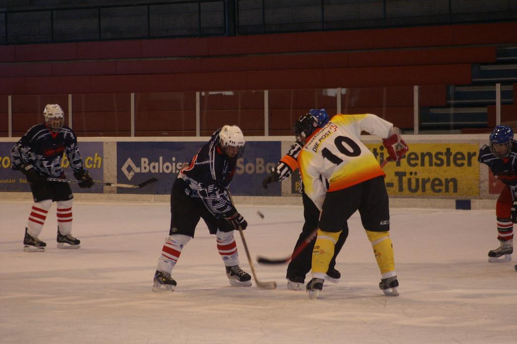 2006 Match gegen SRG