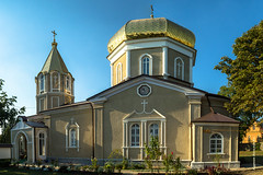 Храм Успения Божией Матери города Рышканы