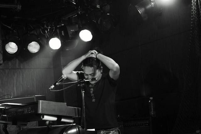 かすがのなか live at Outbreak, Tokyo, 27 Jul 2012. 361