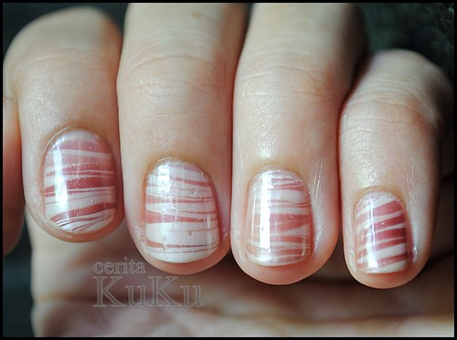 work nail_stripes marble (4)