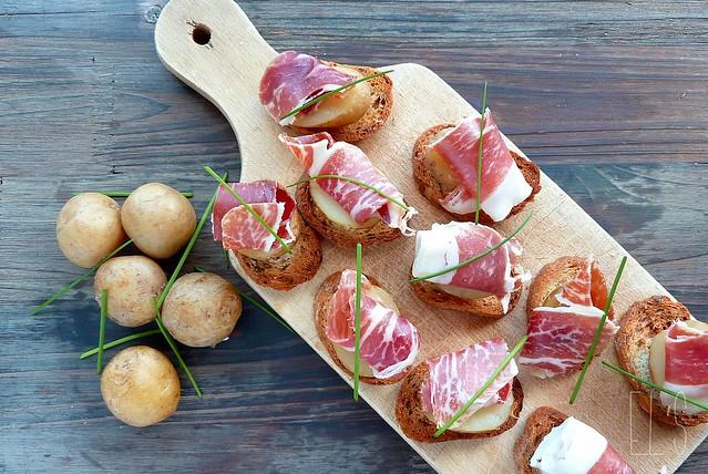 Pommes de terre bonnottes