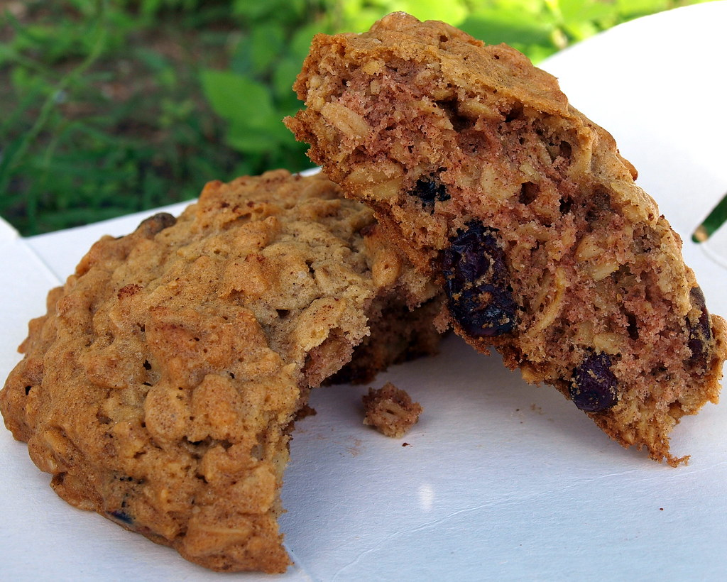 Cookie in Nahaufnahme