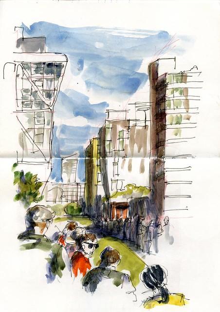 D16_SA21_06 The Highline in full sun