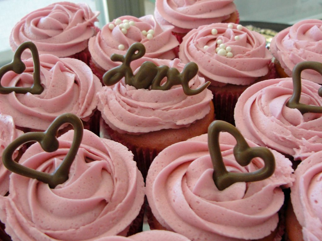 Pink Champagne Cupcakes Cake Mix