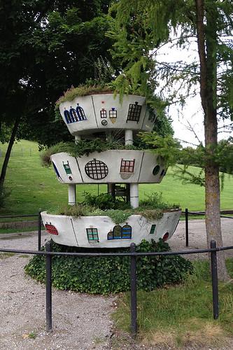 Pflanztöpfe - Westpark