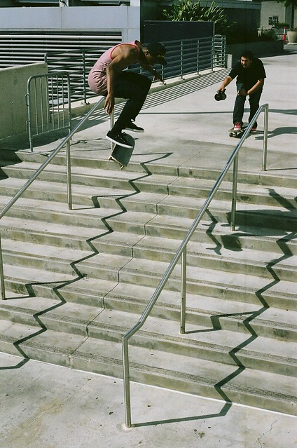 Ricky Webb / nollie flip