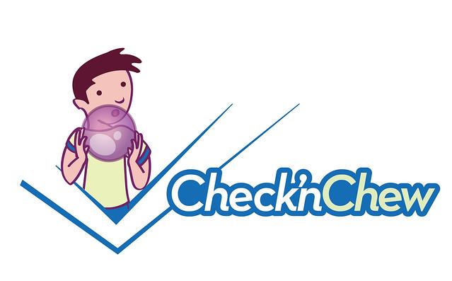 Check 'N Chew Logo