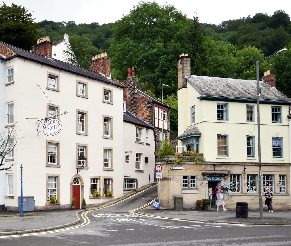 Hotels Near Matlock