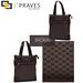 I'Praves Premium S brown handbag collection