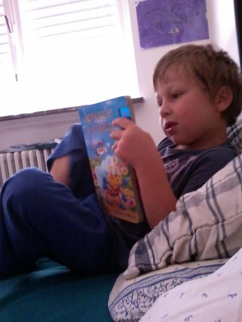 lectura matutina