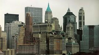 New York --- Skyline Eastside