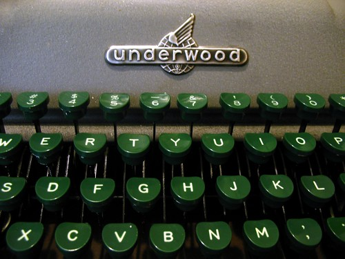Underwood Universal, c.1957