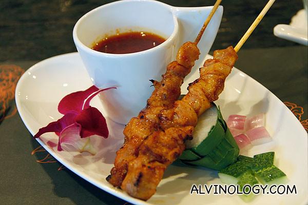 Ulu Ulu Chicken Satay