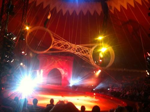 Wheel of Death, Circus, Leith