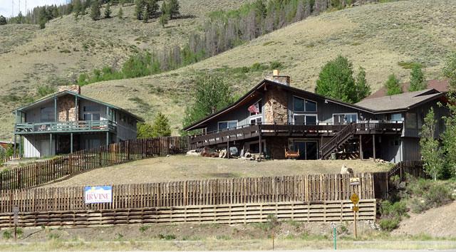 keystone colorado summer activities - cabins