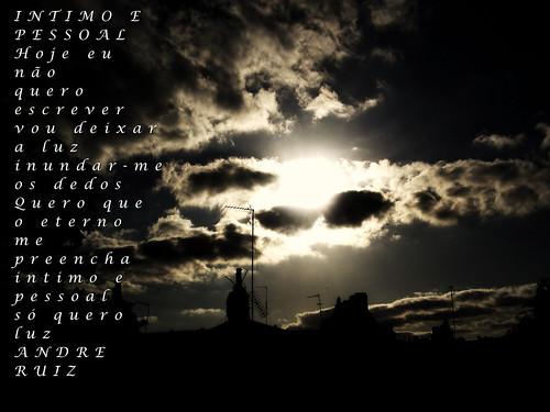 INTIMO E PESSOAL by amigos do poeta