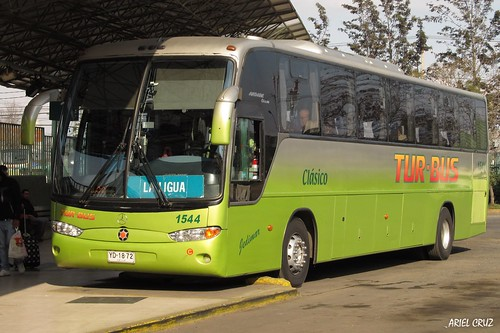 Tur Bus | Terminal Alameda | Marcopolo Andare Class / YD1872