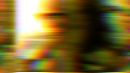 Glitch Twitch RGB TV Noise - 2
