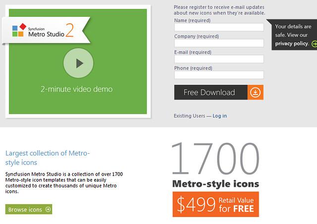 手軽にGoogle Map用のアイコンに利用出来るメトロスタジオMetro Studio2(今なら無料)