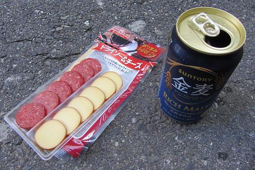 Final snacks