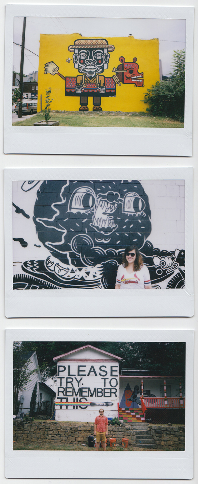 instax living walls conference 2012