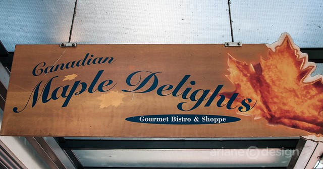 Maple Delights, Gastown