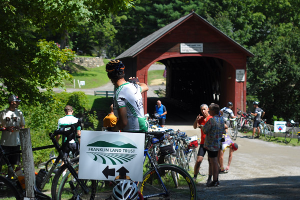 Covered Bridge Lunch Stop, D2R2