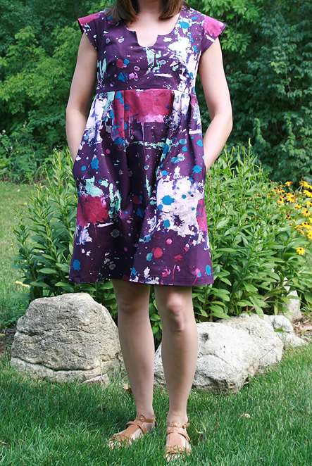 Washi Dress