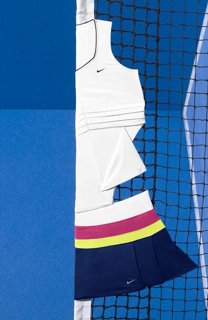 Petra Kvitova US Open outfit