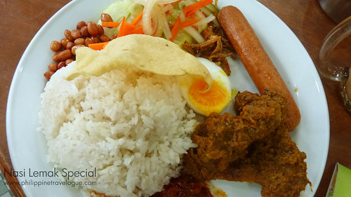 what to eat in Kota Kinabalu