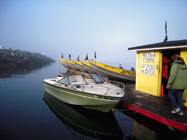 Crabbing Dock