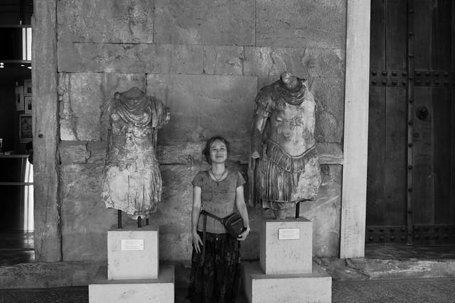 Ancient Agora of Athens, Aug 2012. 06-049