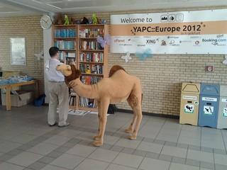 YAPC::Europe 2012