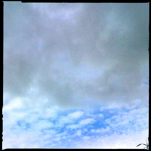 Summer Skies 2012 - Day 37: Stoke Canon