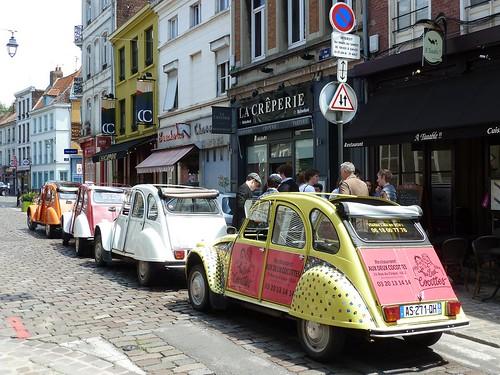 vintage citroen cars in lille france a photo on flickriver. Black Bedroom Furniture Sets. Home Design Ideas
