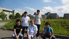 20120825研究室旅行 出発