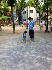 ラジオ体操 (2012/8/26)