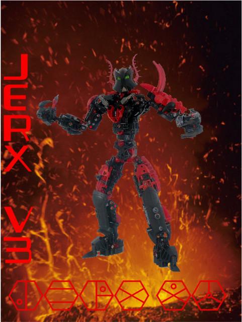JERX V3 FREE COMMISSION POSTER