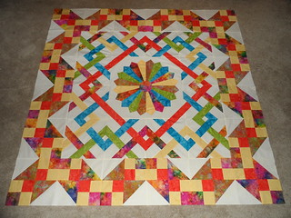 Sew Intertwined QAL Quilt