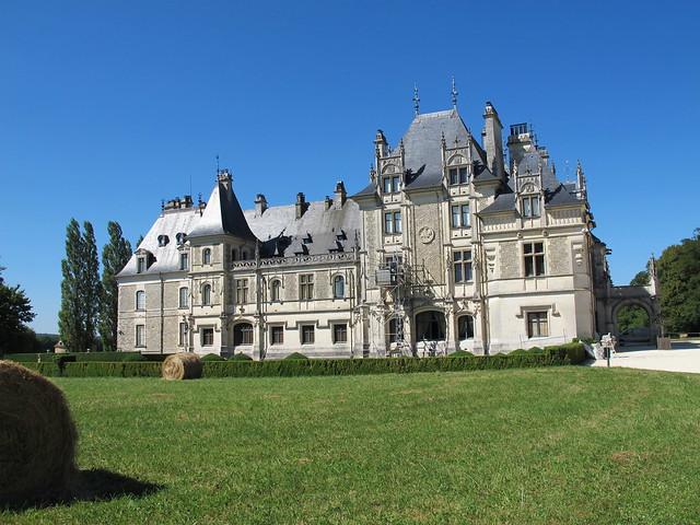 Ch teau de menetou salon xive xixe cher 18 a photo - Menetou salon chateau ...