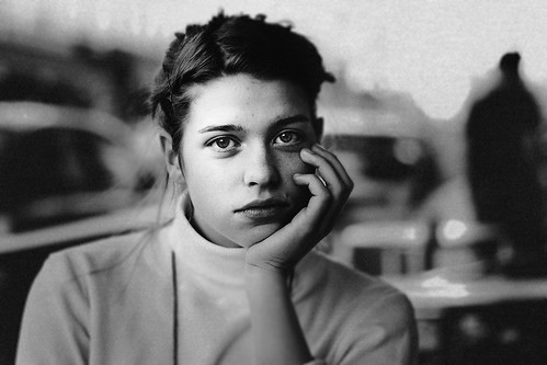Nora Hansson by Hilda Randulv