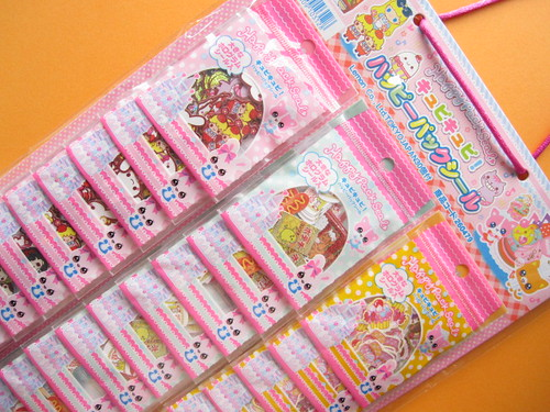 Kawaii Cute Sticker Flakes Sacks Happy Pack Collection