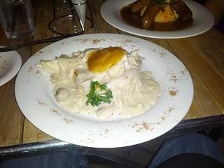 Vol-au-Vent, Brasserie Belge, Sarasota, FL