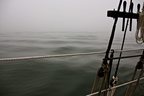 Sailing Through Thick Fog 12