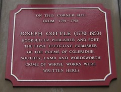Photo of Claret plaque number 11809