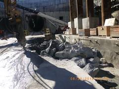 CQ031 - Demolishing the Tunnel D Launch Ramp (08-29-2012)