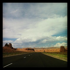 Funky formations. (Still Utah.)