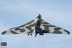 G-VLCN - XH558 - Vulcan To The Sky Trust - Avro 698 Vulcan B2 - 120826 - Little Gransden - Steven Gray - IMG_4445