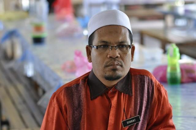 Majlis Sambutan Hari Raya & Merdeka SRI 2 2012